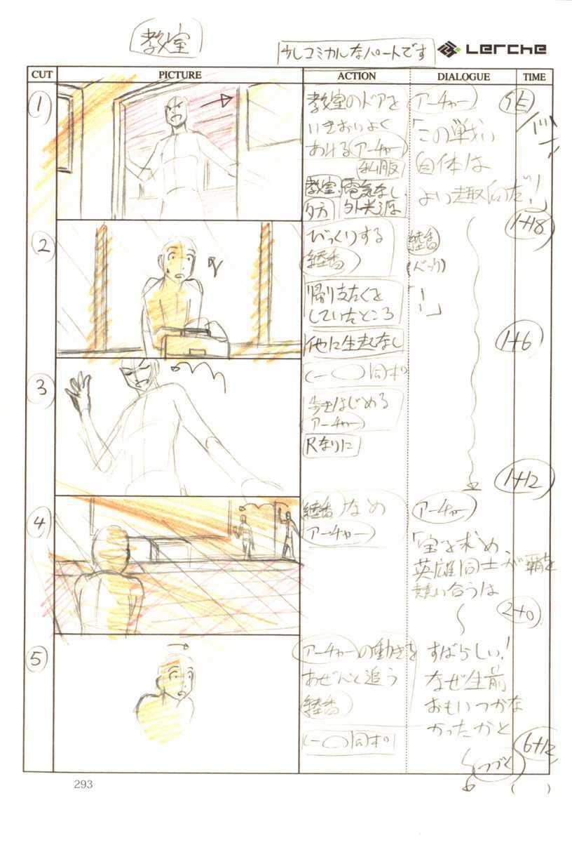 Fate/Prototype Phác thảo 14