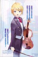 Sayonara Piano Sonata Volume 3 Color 5