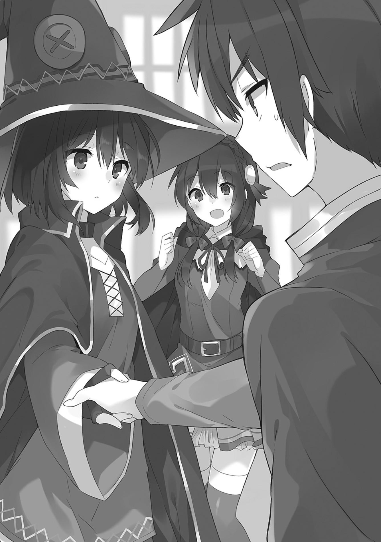 Kono Subarashii Sekai Ni Shukufuku o! Tập 8 Chương 4