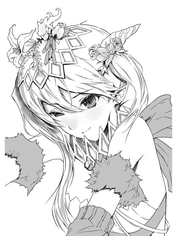 Sekai no Owari no Encore V1 Non-colour 003.jpg