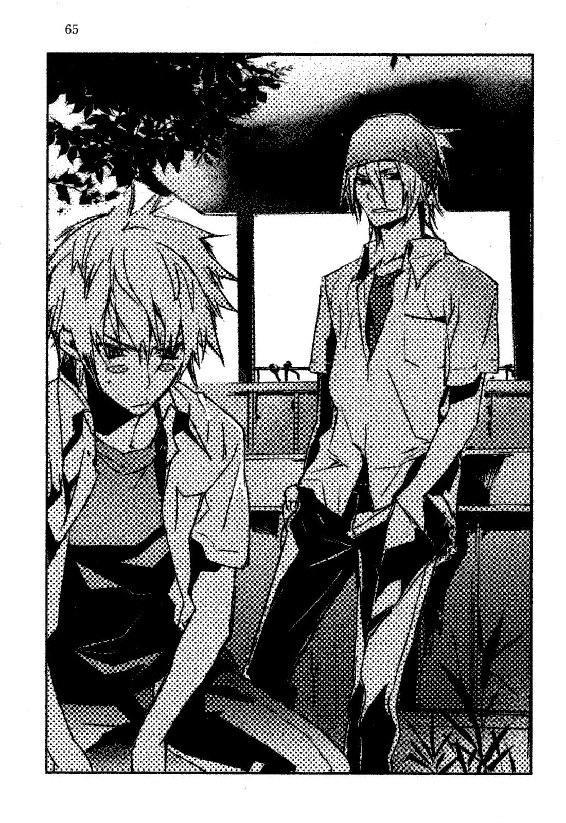 Tokyo Ravens Vol 1 Chương 2