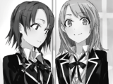 Yahari Ore no Seishun Love Come wa Machigatteiru Tập 8 - Chương 2
