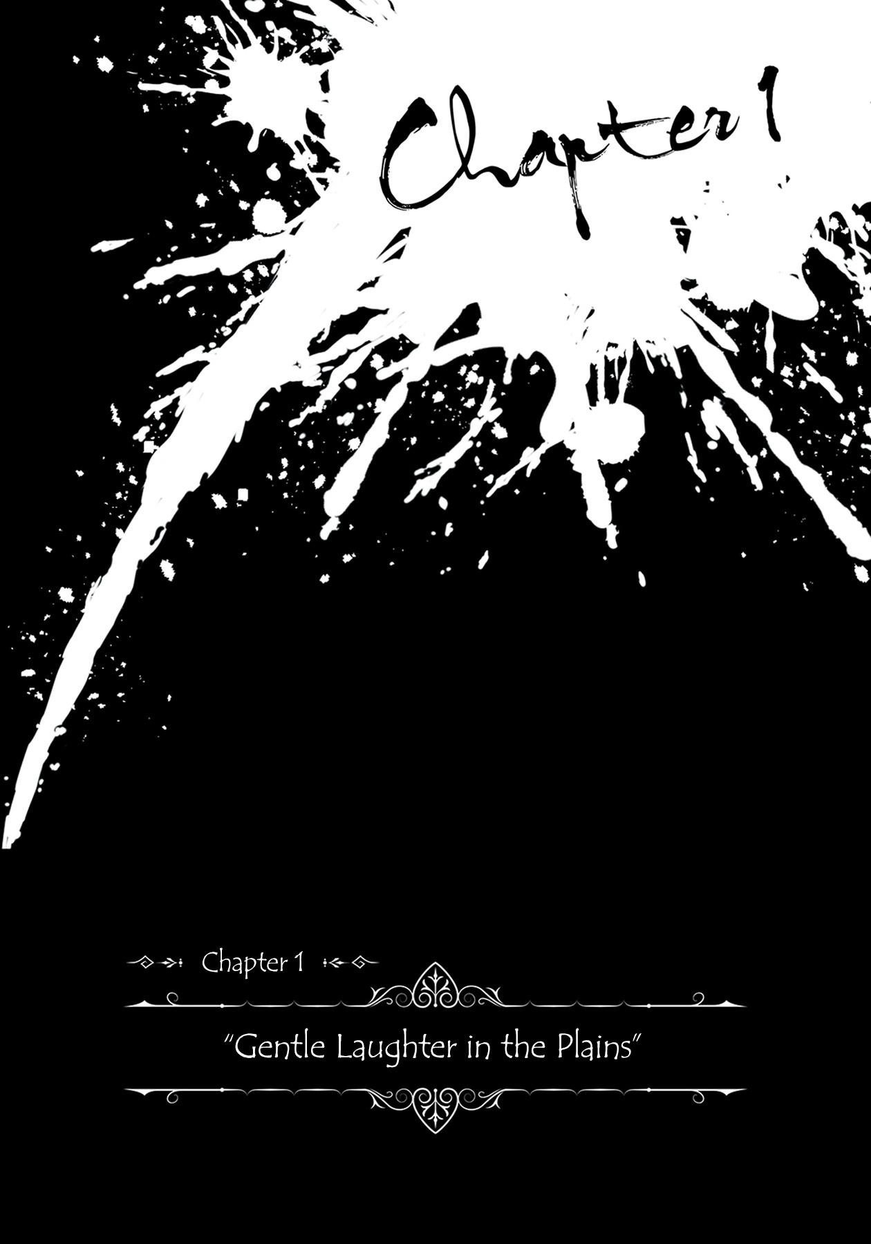 Elvenblood - Vol 1 Chapter 1