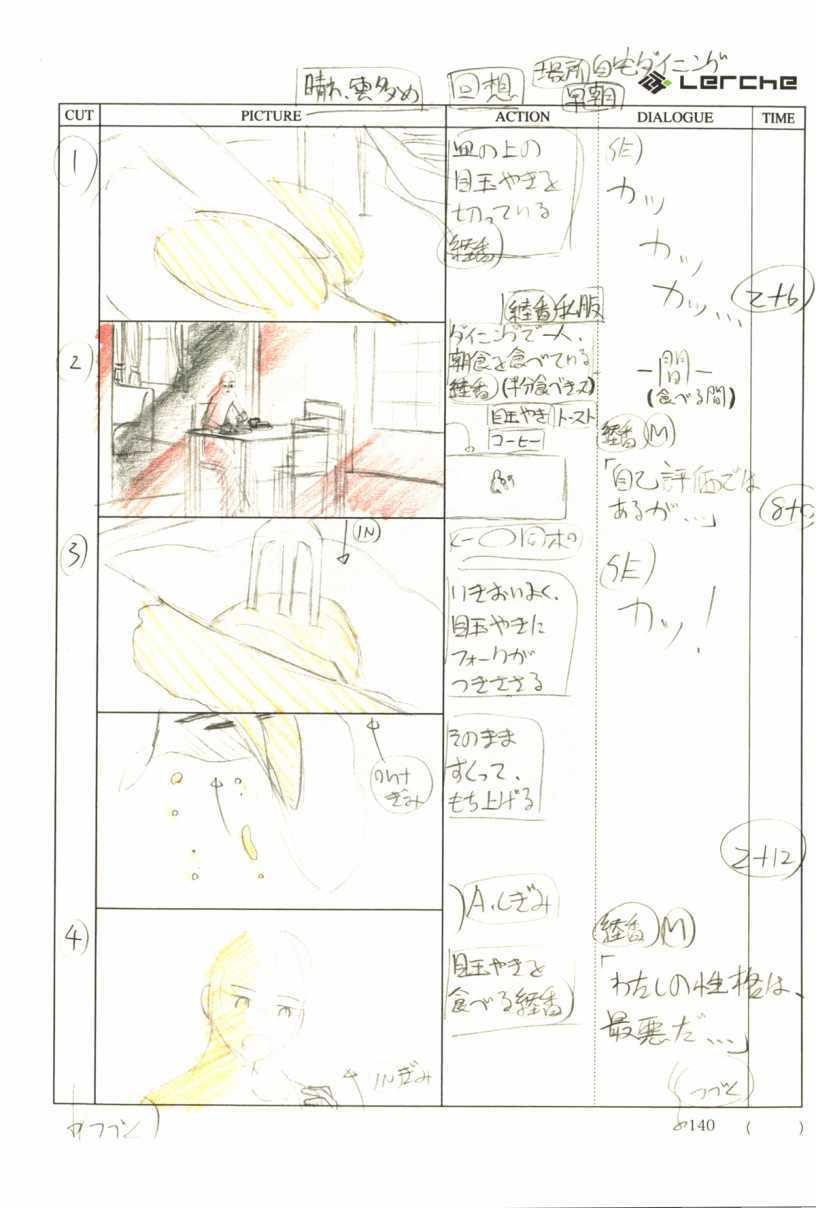 Fate/Prototype Phác thảo 02