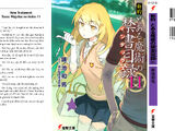 Toaru Majutsu no Index: Minh họa NT Volume 11