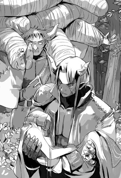 Re:Monster Tập 1 Chương 6