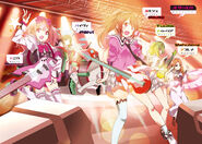 Gakusen Toshi Asterisk Volume 07 - Colored 1
