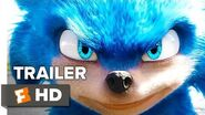 Sonic the Hedgehog Trailer 1 (2019) Movieclips Trailers