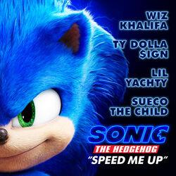 Sonic the Hedgehog (film) Soundtrack