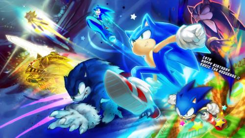 Sonic the hedgehog fan Wiki