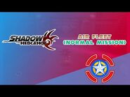 Air Fleet (Normal Mission) - Shadow the Hedgehog