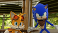 SB S1E01 Sonic and Tails