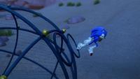 SB S1E12 Sonic jump Sphere of Fear