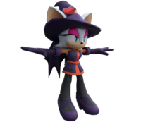 SFSB Model WitchRouge
