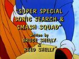 Super Special Sonic Search & Smash Squad (episode)