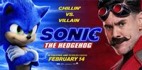 SonicMovie Chillin' vs. Villan Outdoor