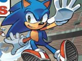 Sonic the Hedgehog (In Another Time, In Another Place)