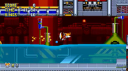 Sonic Mania - Chemical Plant Zone 10