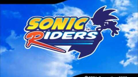 Sonic Speed Riders