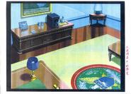 Sonic X White House koncept 3