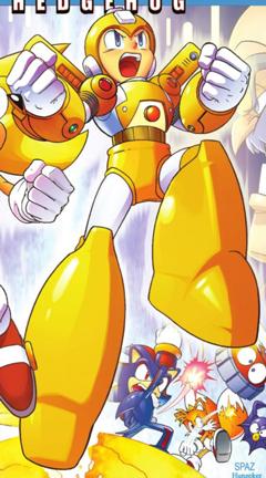 Super Armor Mega Man