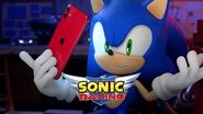 Apple Arcade — Sonic Racing livestream — Sonic wins the race … again (He can't lose?)
