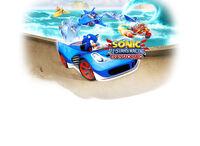SASRT Sega background