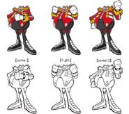 Sonic Battle Mood Koncept 4