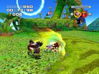 Sonic Heroes Rocket Accel (3)