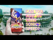 Sonic at the Olympic Games - Tokyo 2020 - Can YOU keep up?