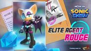 Agent Rouge in Dash