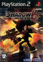Shadow the Hedgehog (PS2) EU