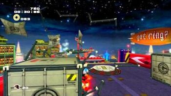 Sonic_Adventure_2_(PS3)_Radical_Highway_Mission_2_A_Rank