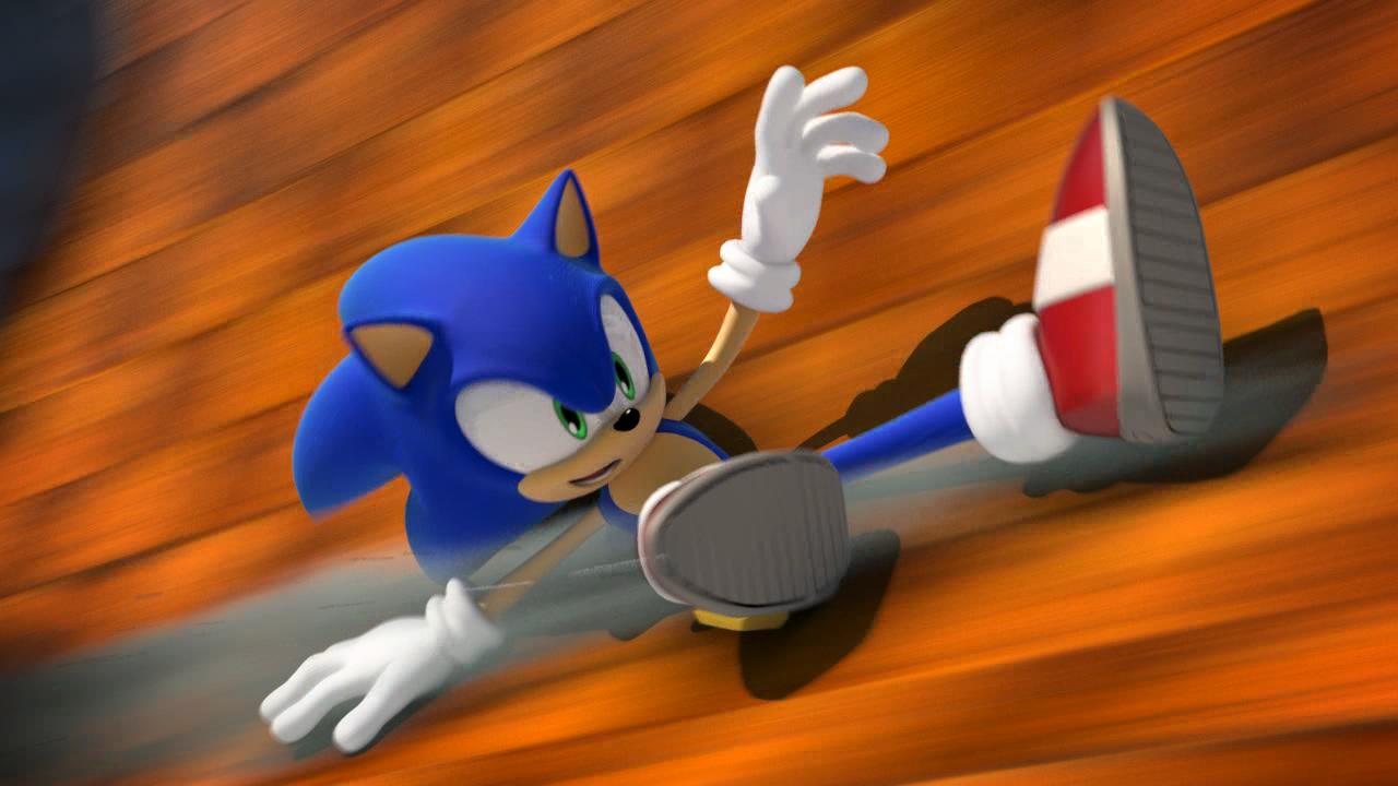 Slide Sonic News Network Fandom