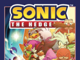 Sonic the Hedgehog Volume 8: Out of the Blue