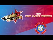 Red Gate Bridge - Sonic Forces