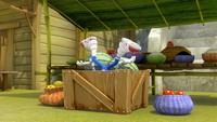 S1E40 Sonic fruit box