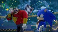 SB S1E38 Eggman vs Sonic
