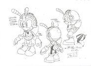 Sonic X koncept 140