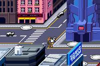 Sonic battle central city