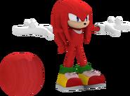 Speed Battle Model Knuckles