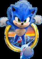 SonicMovie SonicRunRing