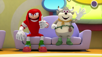 S1E41 Knuckles Mike bros