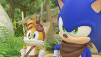 SB S1E09 Sonic and Tails