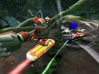 Sonic Riders - E-10000R - Level 2