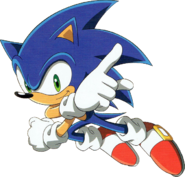 Sonic Sonic X 7
