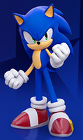 Speed Battle Sonic alt