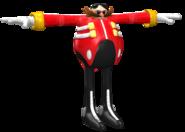 TSR Model Eggman