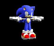 Dash Model Sonic