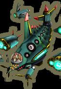 Egg Devil Ray